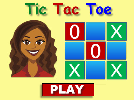 Tic Tac Toe Time Game