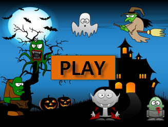 Unit Rate Halloween Math Game